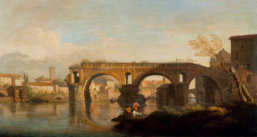 William Marlow, Ponte Rotto