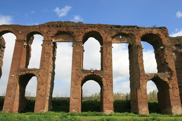 acqueducs romains de rome