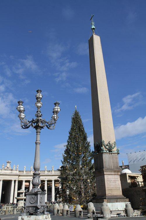 Obélisque du Vatican