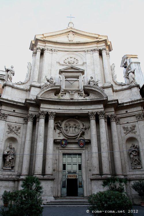 Chiesa San Marcello al Corso