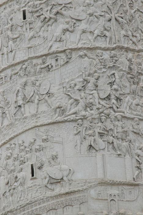 colonne trajan