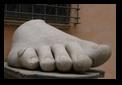 statue colossale de constantin