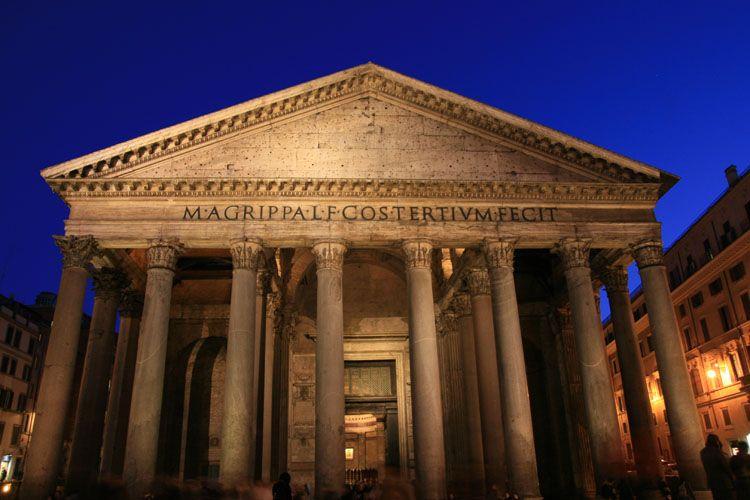Pantheon of Rome