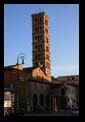 santa maria in cosmedin - campanile