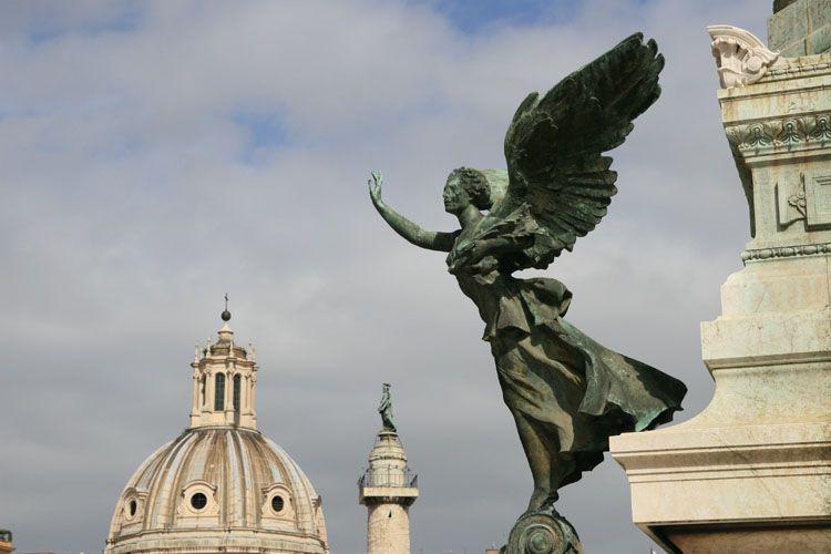 monument a vittorio emmanuele II