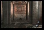 fresques paléochrétiennes - basilique saint clément