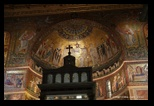 mosaiques santa maria in trastevere