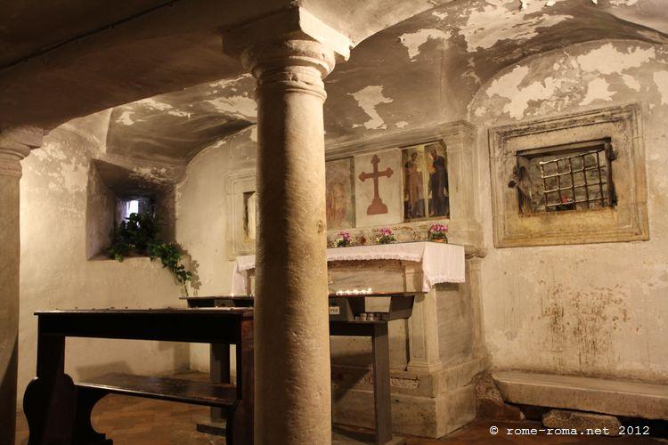 église (de la décapitation) de Saint-Paul