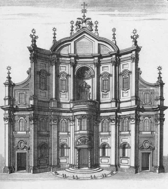 borromini - oratorio dei filippini