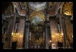 nef baroque de Sainte Marie Madeleine