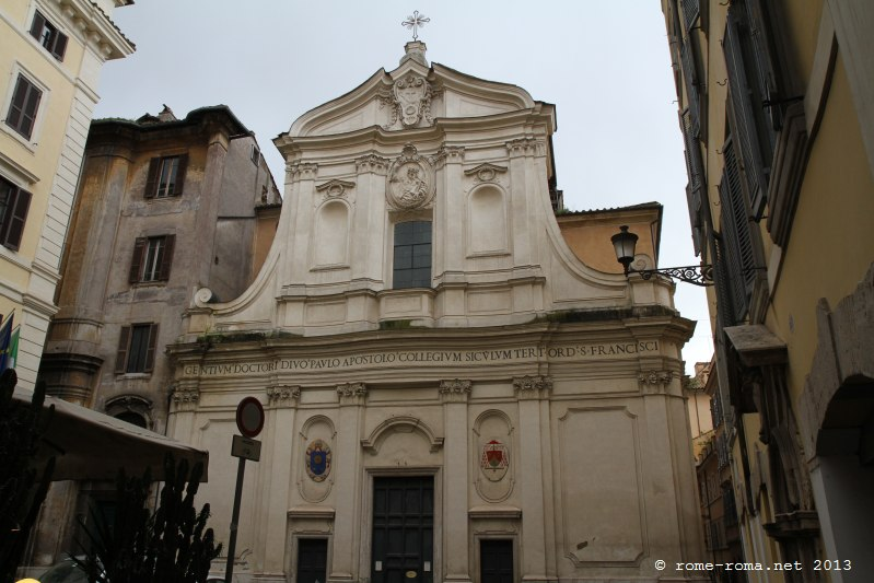 Chiesa San Paolo alla Regola