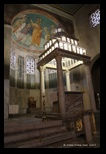Abside et maitre-autel, église san giorgio in velabro