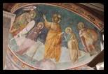 fresque, église san giorgio in velabro