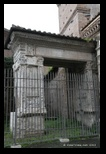 Arc des Argentiers, église san giorgio in velabro
