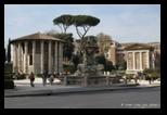 forum boarium, place boccà della verita