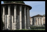 Temple d'Hercule Vengeur, forum Boarium