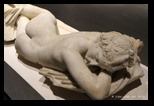 Hermaphrodite endormi