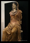 Minerva seduta - Musée Palazzo Massimo alle Terme