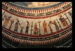 Panello parietale (IVe siècle après J.-C.), Basilique de Giugno basso