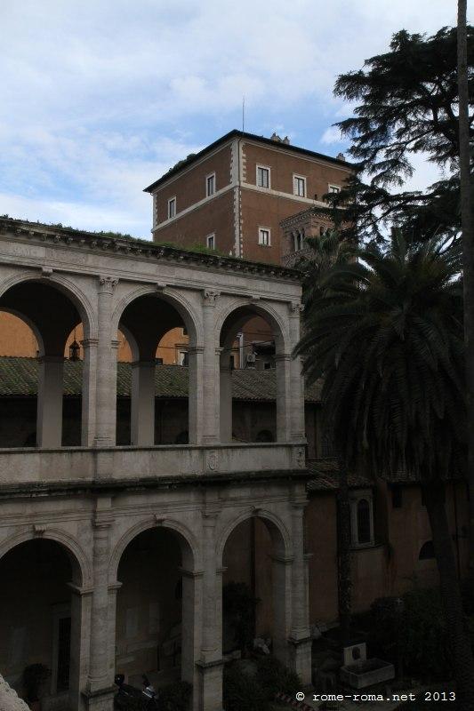 Palais de Venise et musée