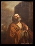 Pierre pleurant (Le Guercin) - Palazzo Venezia