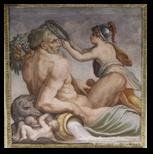 fresques vasari - Palazzo Venezia