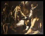 Martyre de Saint-Matthieu (Le Caravage) Saint Louis des Français
