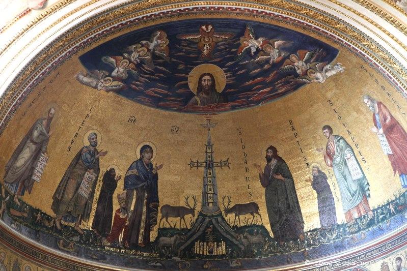 abside basilique saint-jean du latran