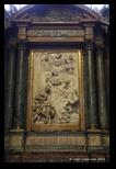 Chapelle Ginetti de Carlo Fontana et sculptures d'Antonio Raggi - église sant andrea della valle