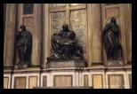 Chapelle Strozzi - pietà - église sant andrea della valle
