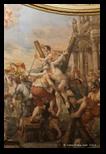 martyre de Saint-André - église sant andrea della valle