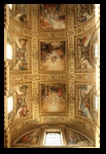 plafond voute - église sant andrea della valle