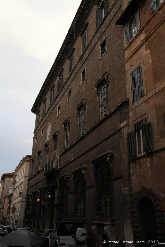 Palais Sacchetti