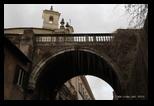 Arc Farnèse, via giulia