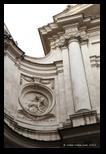 Santa Caterina da Siena, via giulia