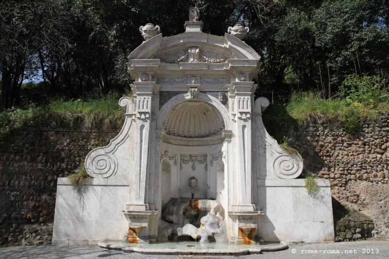 Fontana del prigione (de la prison)