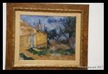 Cézanne - gnam - galerie nationale art moderne à rome