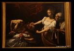 Caravage, Judith décapitant Holopherne - Galerie Palazzo Barberini