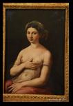 Raphael, la Fornarina - Galerie Palazzo Barberini