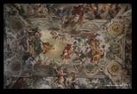 plafond de Da Cortona : le triomphe de la Divine Providence - Galerie Palazzo Barberini