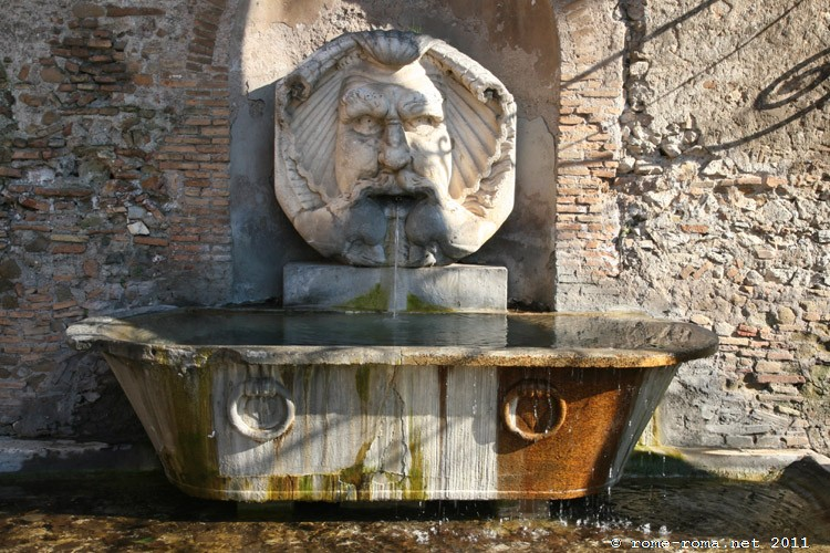 fontaine piazza pietro d'illiria