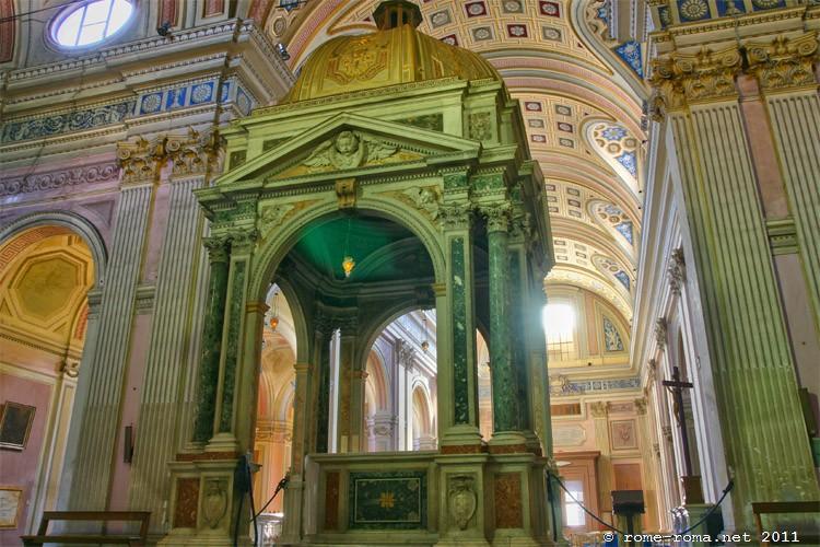 Basilica Santi Bonifacio e Alessio all'Aventino