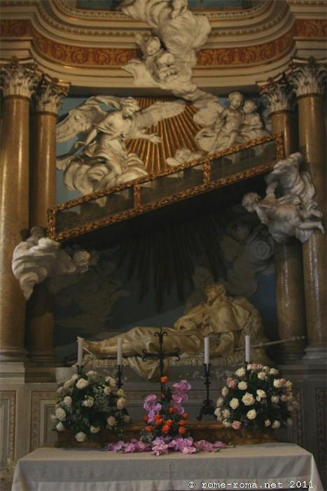 Basilique Saint Alexis à Rome