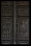 porte en bois Sainte Sabine