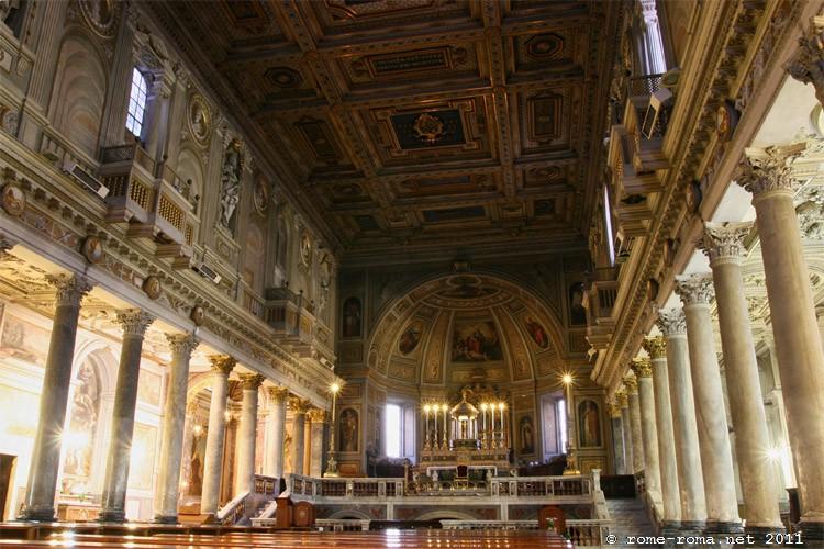 Basilique San Martino ai Monti