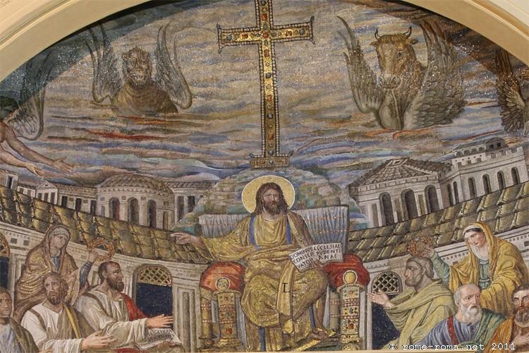 Basilique Santa Pudenziana
