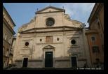 Façade XVe renaissance sant agostino