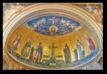 mosaique abside de saint jean du latran