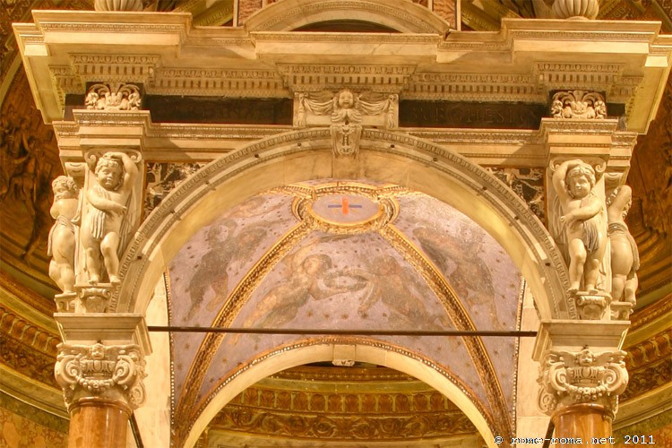 Basilique San Crisogono