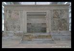 autel de la paix d'auguste